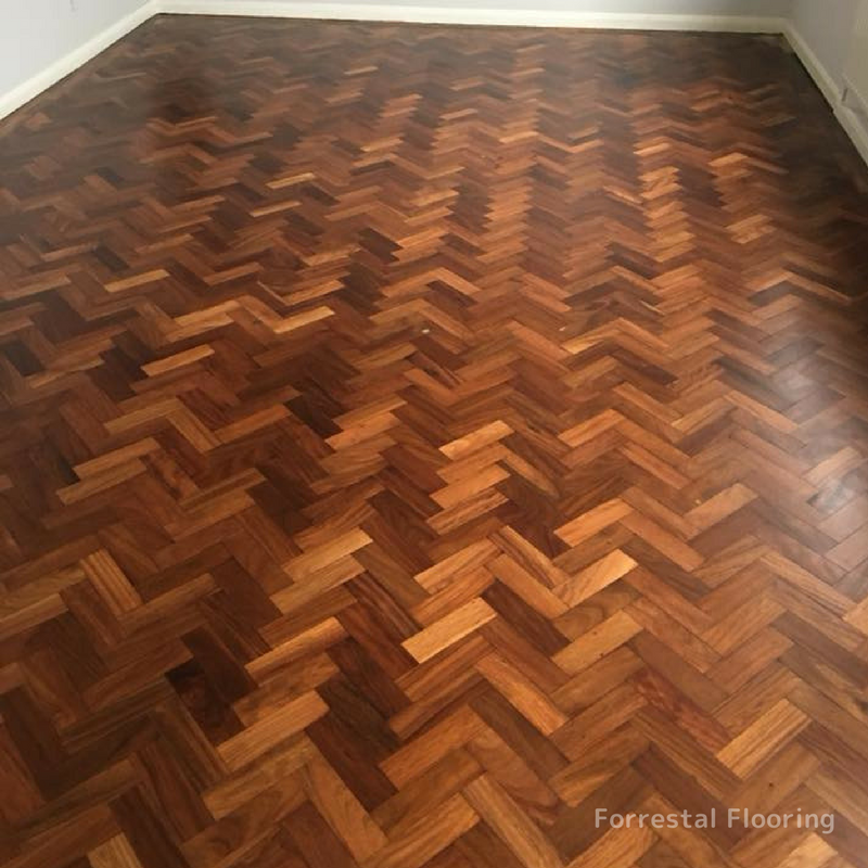 Herringbone Restoration 3